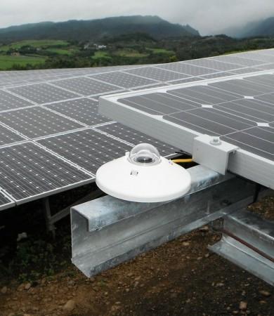 Instrumentation de centrale photovoltaïque